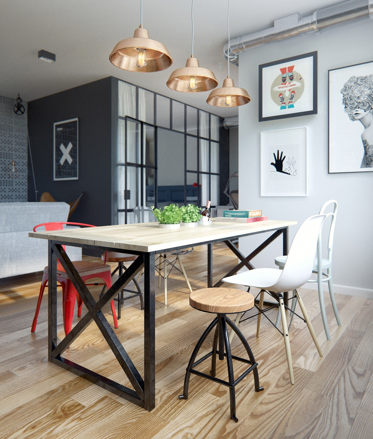 Casabook Immobiliare: Un perfetto appartamento per single