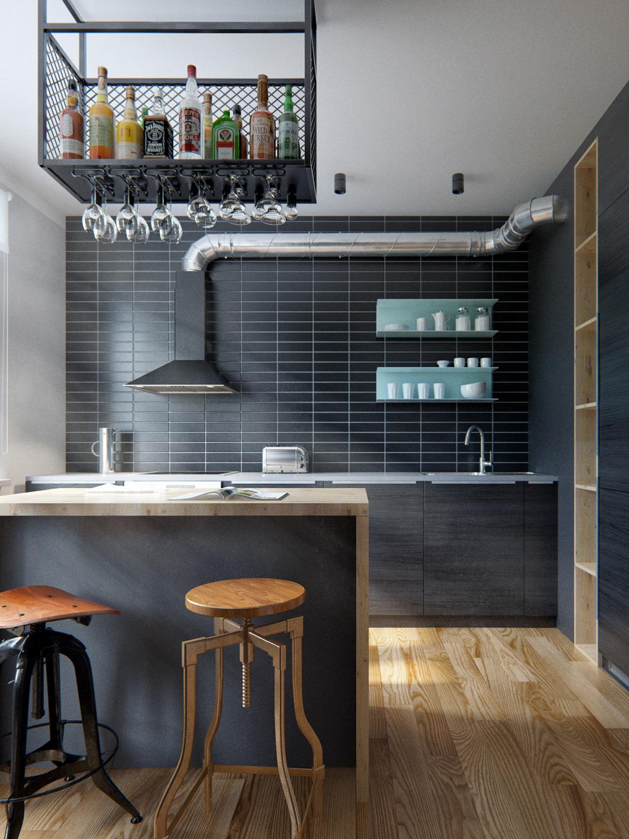 Camera Da Letto 9 Mq : Un perfetto appartamento per single casa