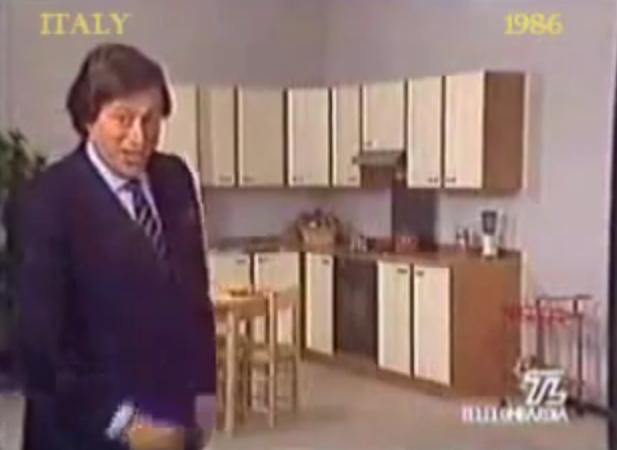 Cucina Anni 80 : Cera una volta larredamento completo. come sono cambiate le nostre