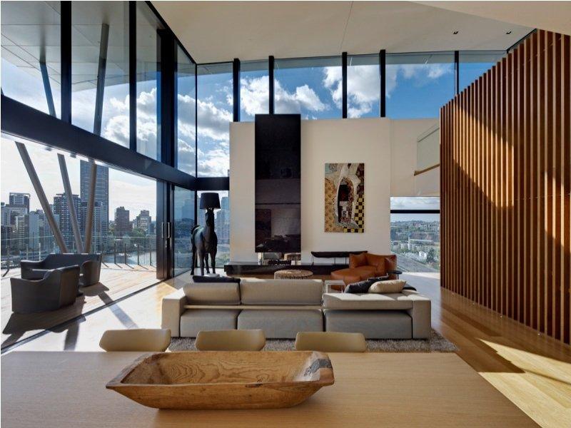 Una casa da sogno attico con vista - Interni case da sogno ...