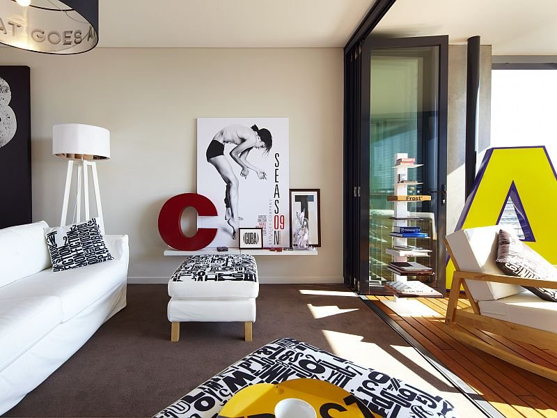 Casabook immobiliare un appartamento giovane moderno e for Appartamento moderno