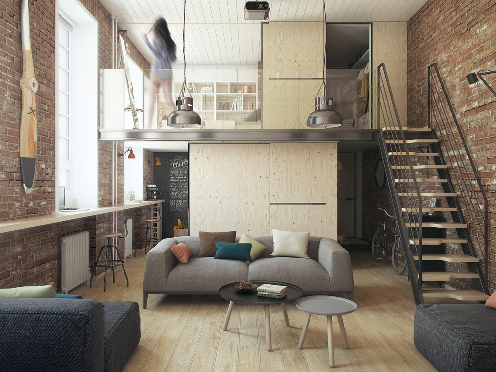 two-story-loft