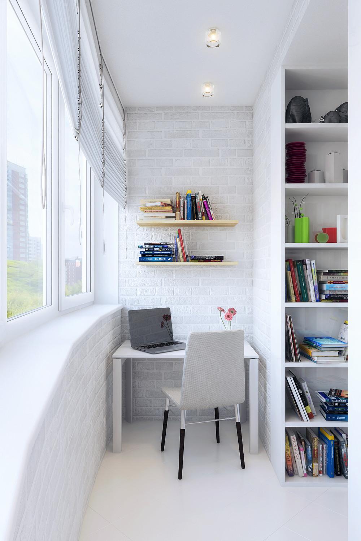 Arredare un bilocale 46 mq per tre for Design apartment 2 camere