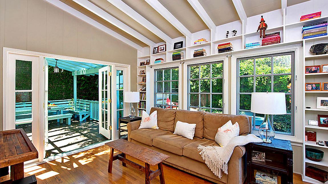 La nuova casa della modella andie macdowell for Costo della nuova casa