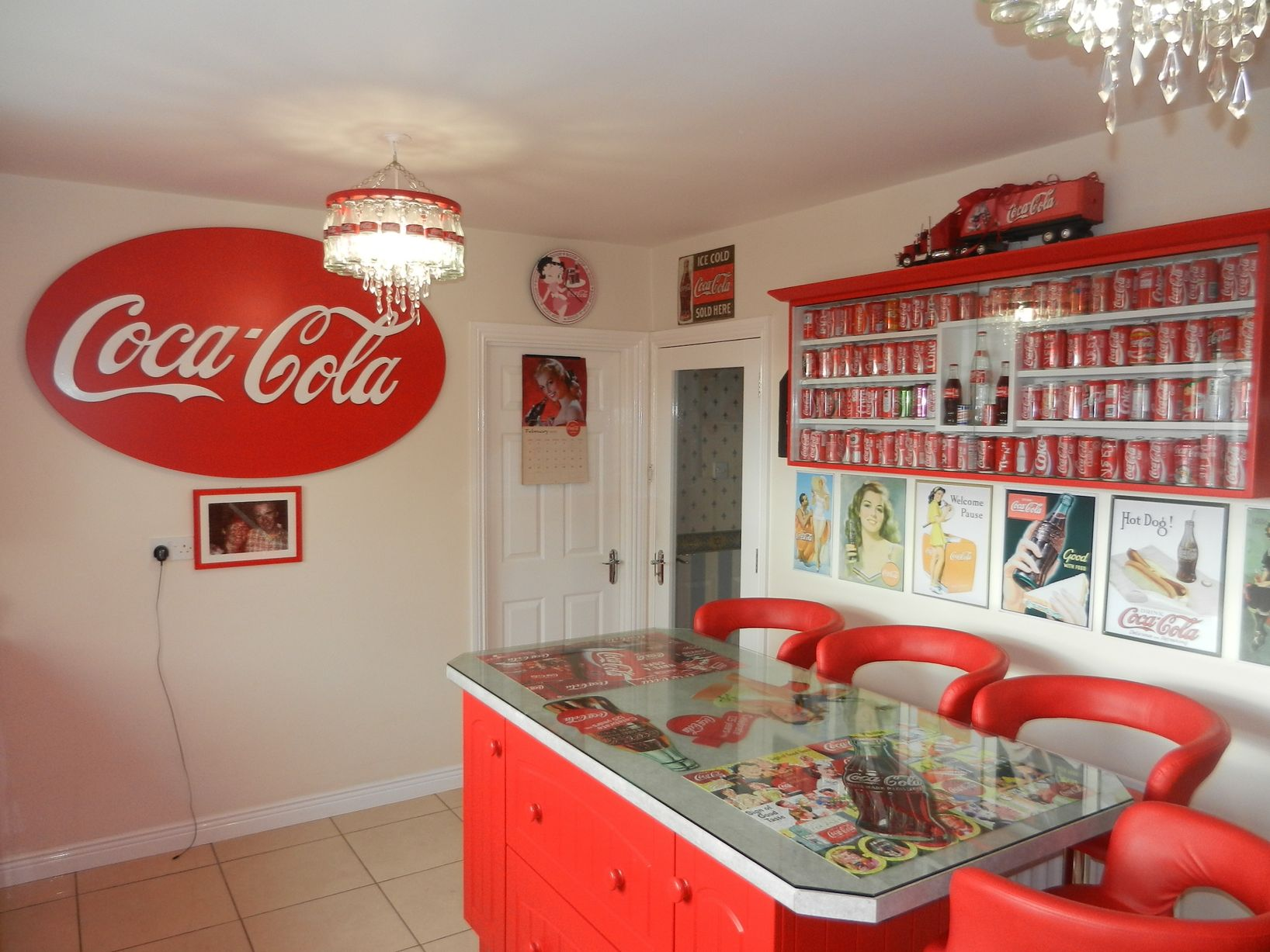 Il paradiso della coca cola for Una storia di case in stile ranch