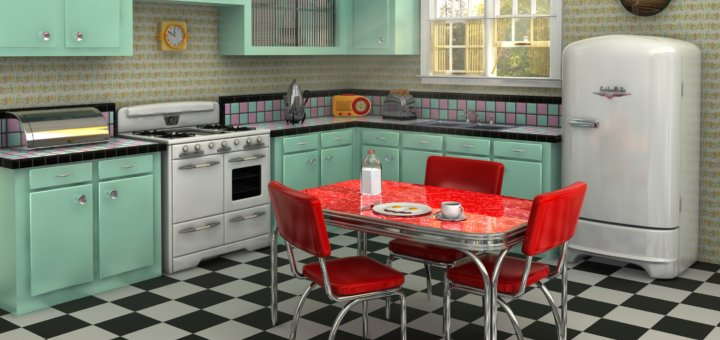 Awesome Cucina Anni 60 Images - Ideas & Design 2017 - crossingborders.us