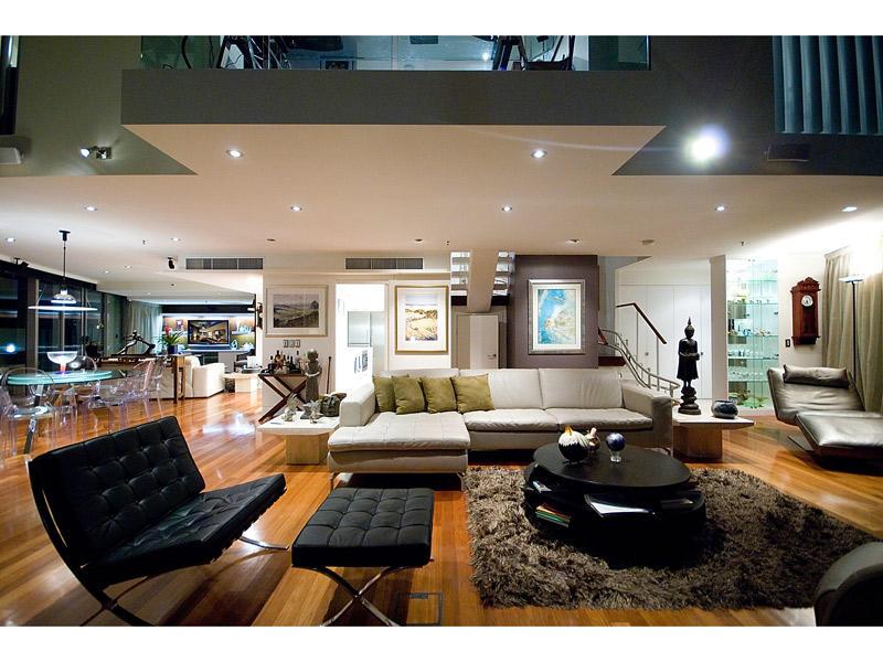 Camera per camera tante idee per arredare il soggiorno for Arredare soggiorni piccoli