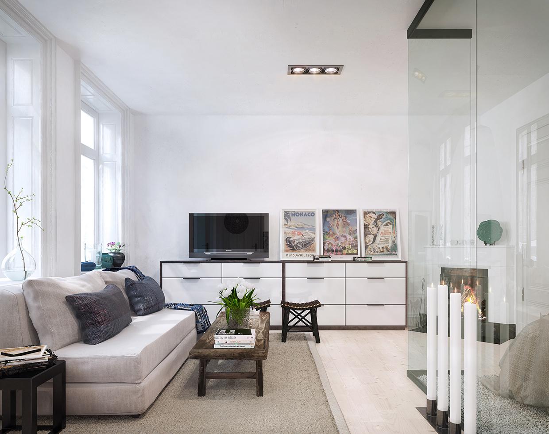 Vita da single un appartamento per single for Trova i progetti per la mia casa