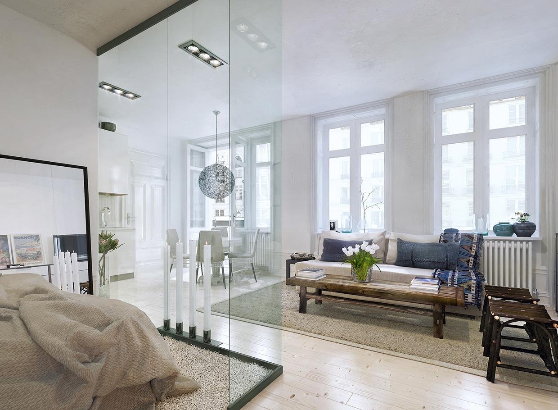 Vita da single: un appartamento per single - Casa.it