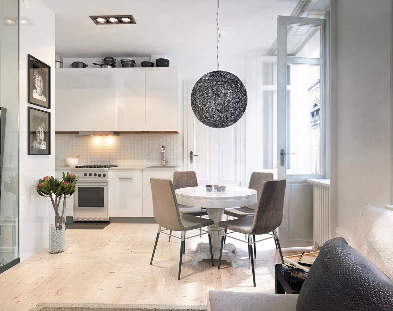 Casabook Immobiliare: Vita da single: un appartamento per single