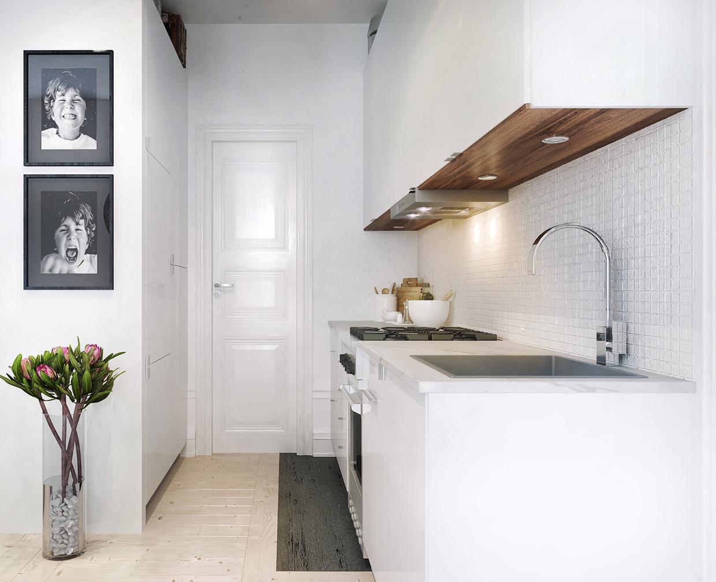 Stunning Cucina Da Single Gallery - Acomo.us - acomo.us
