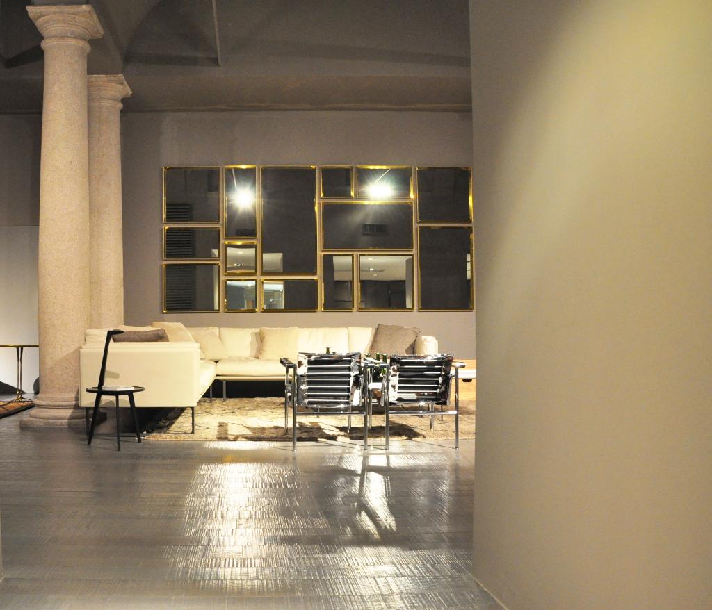 ... design e di oggetti che conferiscono al soggiorno un tocco di