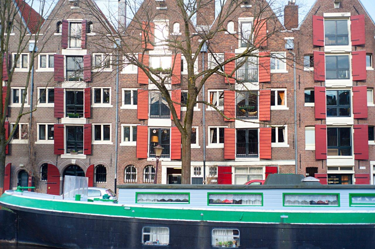 Milano ritrova la darsena prender piede il narrowboat for Vendita appartamenti amsterdam
