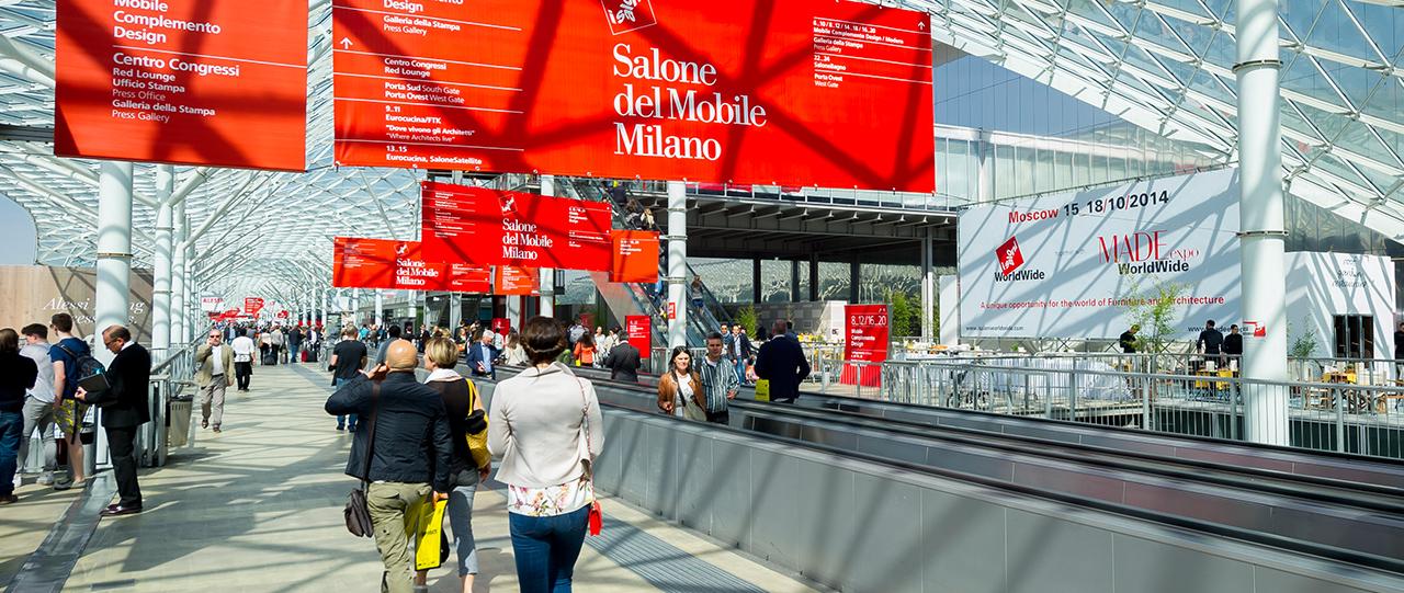 Salone e fuori salone 2015 la mappa degli eventi a milano for Fiera del mobile di milano