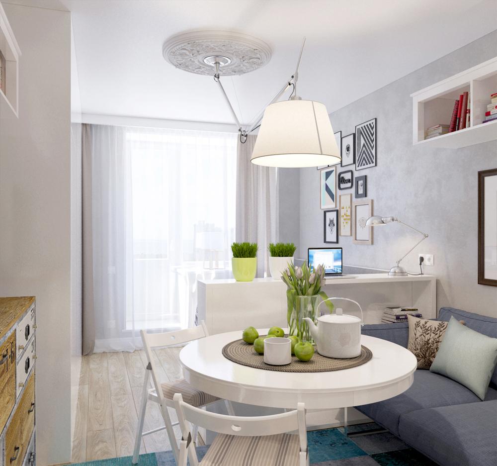 Arredare piccoli spazi l 39 appartamento extrasmall di 25 mq for Piccoli piani di casa in florida