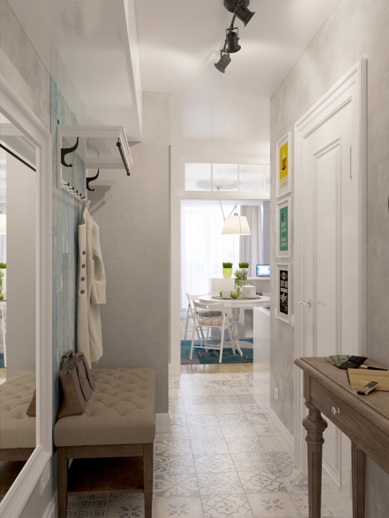 Arredare piccoli spazi l 39 appartamento extrasmall di 25 mq for Como decorar un apartamento de 45 metros