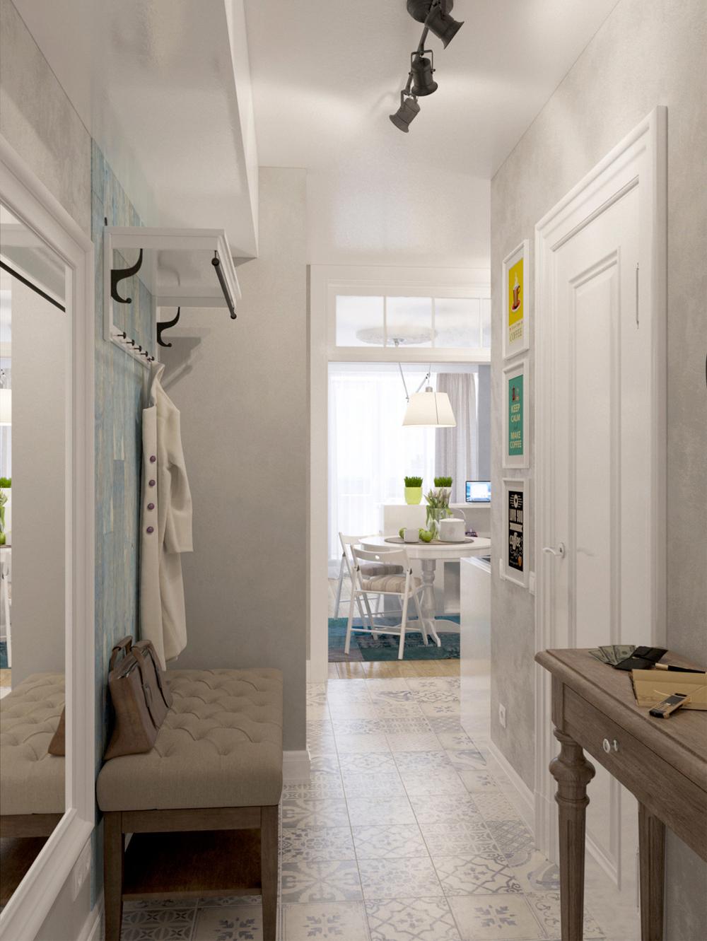 Arredare piccoli spazi l 39 appartamento extrasmall di 25 mq - Como decorar un loft ...