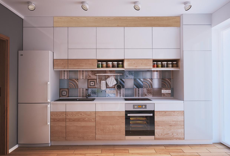 40 Mq Belli Funzionali E Moderni Casa.it #865D45 1240 841 Arredare Cucina Soggiorno Di 40 Mq