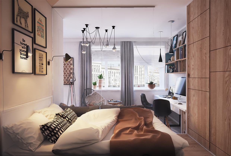 40 mq belli funzionali e moderni Casa