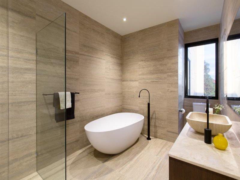 Camera per camera 15 bagni da sogno for Servizi da bagno moderni