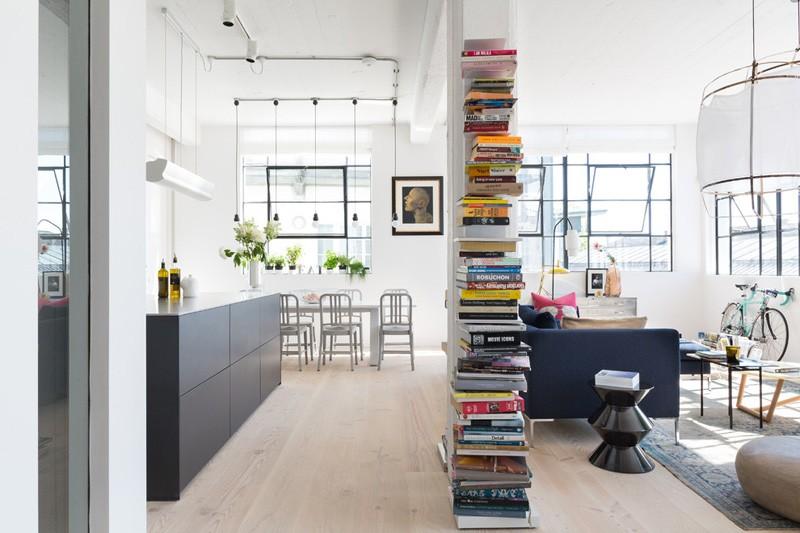 Architettura industriale: un loft moderno e luminoso - Casa.it