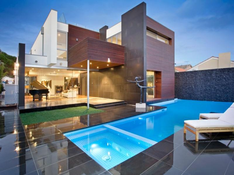 Camere da sogno con piscina design casa creativa e for Belle case con piscine