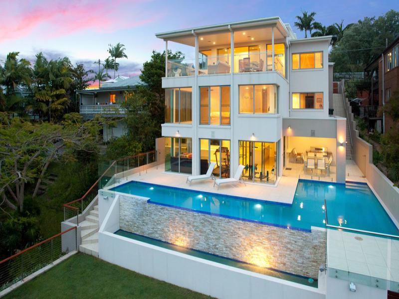 Case con piscina una gallery per sognare - Case americane con piscina ...