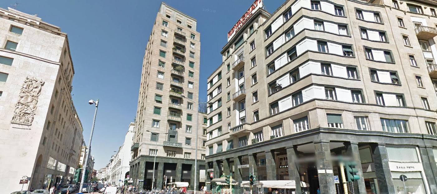 Milano: Torre Snia Viscosa - Google Maps