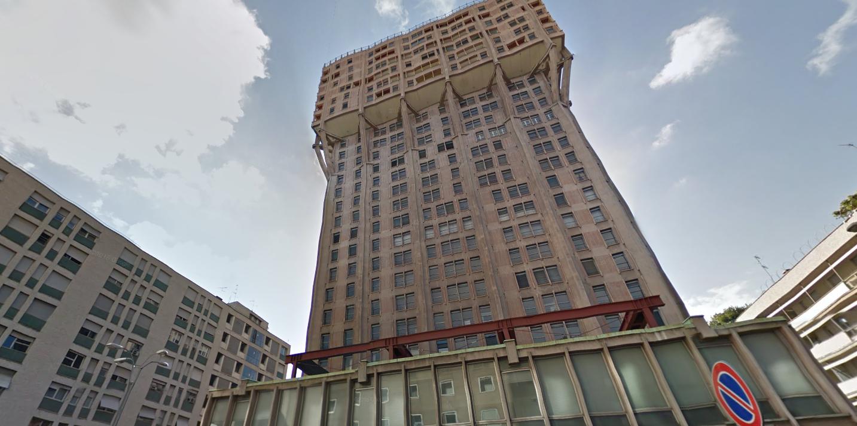 Torre Velasca, Milano - Google Maps