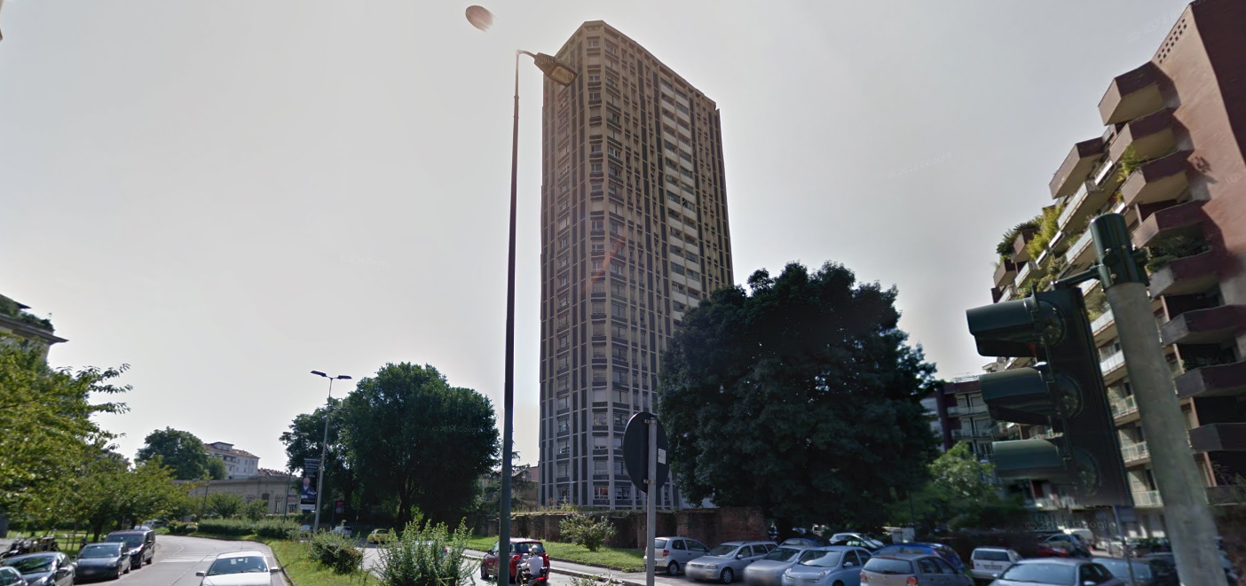 Torre Porta Romana, Milano - Google Maps