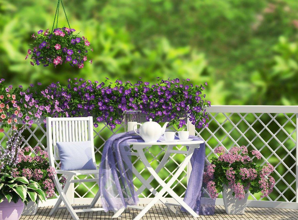 Arredare il giardino e creare un angolo di paradiso - Angoli di giardino ...