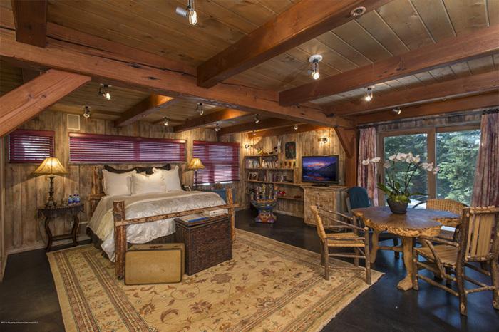 Melanie griffith e antonio banderas vendono casa ad aspen - Camere da letto di montagna ...