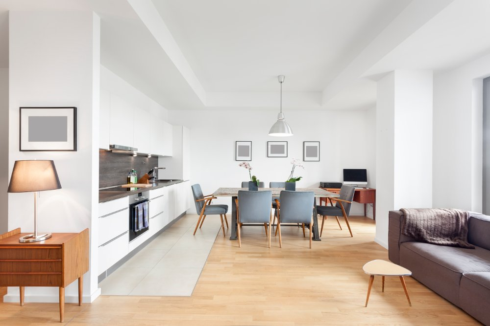 Design scandinavo come arredare la casa in stile scandinavo - Cucina a vista ...