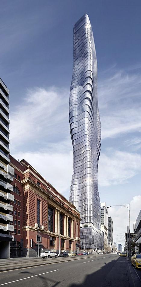 grattacielo ispirato a beyonce
