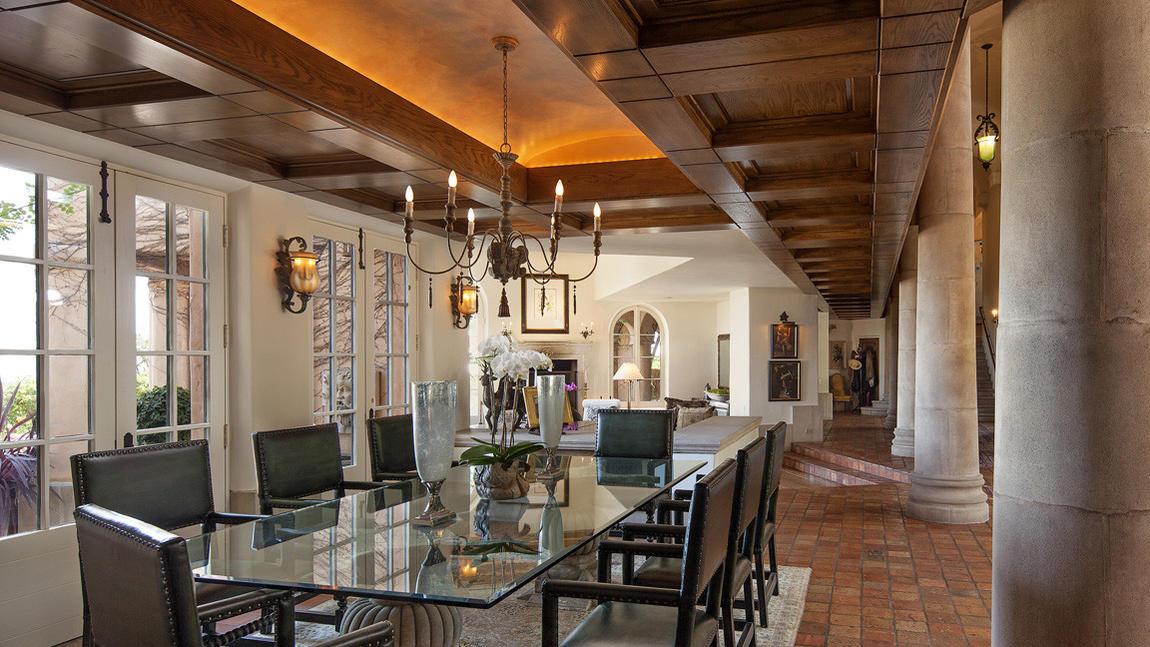 jeff bridges in vendita la villa da sogno ispirata allo