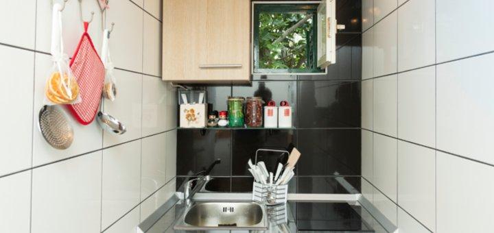 Cucina piccola ecco come renderla pi grande for Piccola cucina grande casa