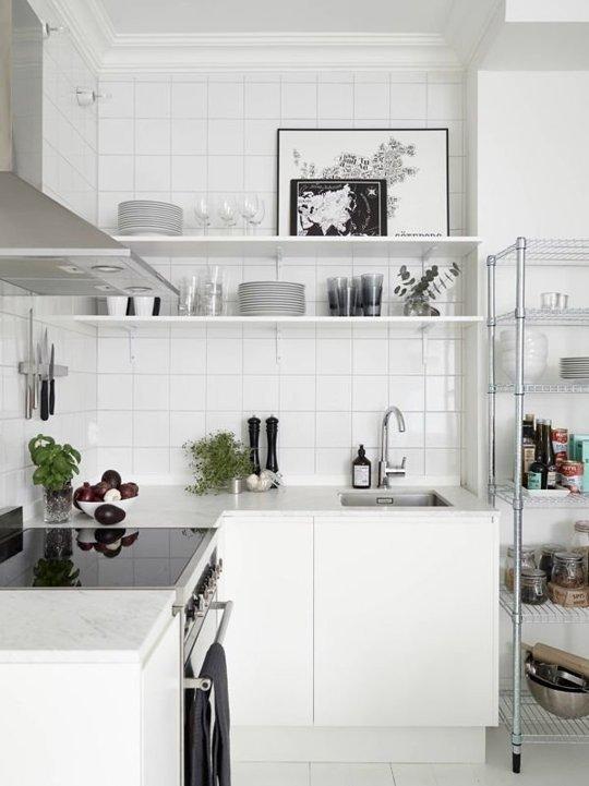 Cucina piccola? Ecco come renderla più grande - Casa.it