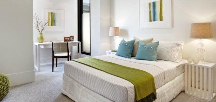 45 mq trasformati in open space - Arredare camera da letto 9 mq ...