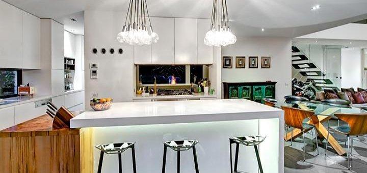 33 modi originali di riciclare i pallets for Cucine bellissime moderne