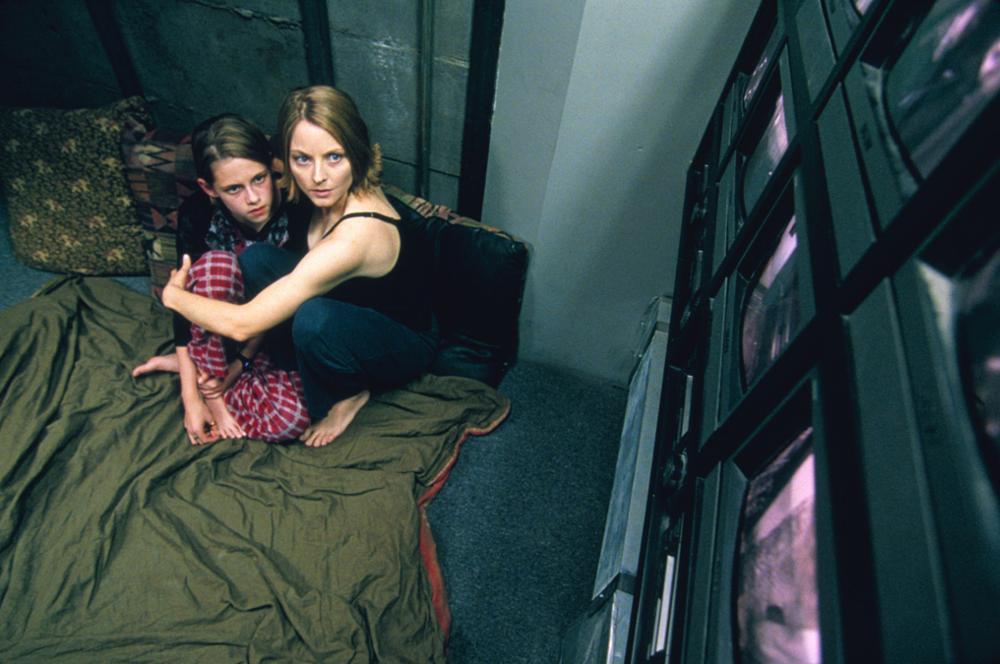 Scena del film Panic Room