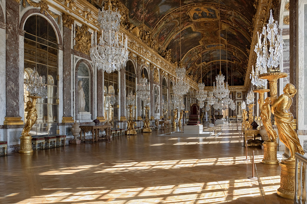 Galleria degli Specchi - Foto Myrabella / Wikimedia Commons