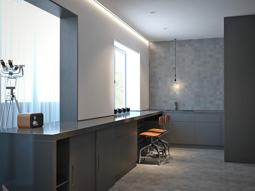 Armonia di ambienti in un appartamento di 33 mq for Grandi planimetrie dell appartamento