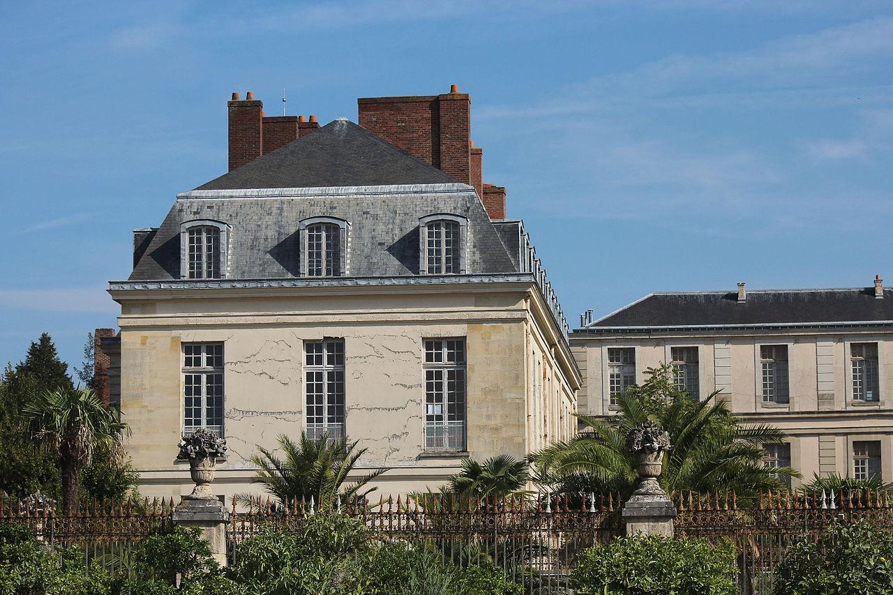 Hôtel du Grand Contrôle / Lionel Allorge - Wikicommons