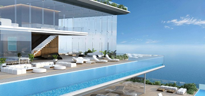 L 39 appartamento pi costoso di dubai for Quanto costa costruire appartamenti