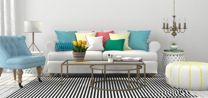 dettagli di stile in casa