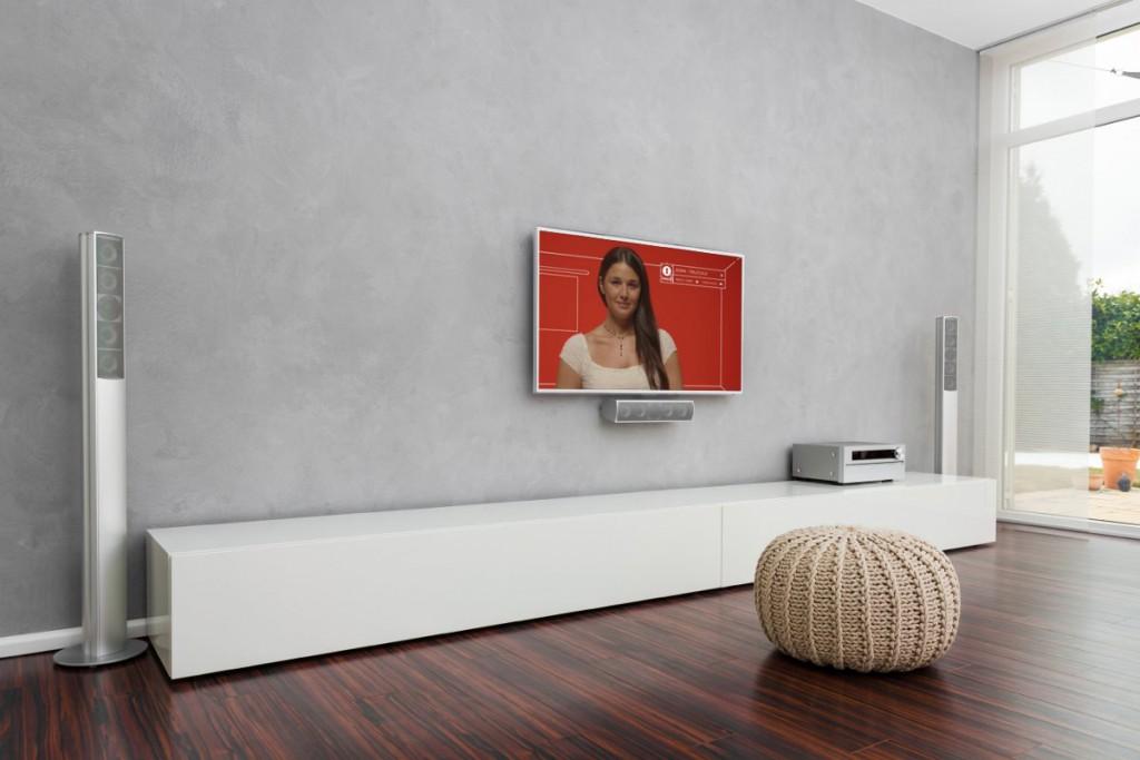 5 stili per arredare un angolo tv - Mobili tv angolo ...
