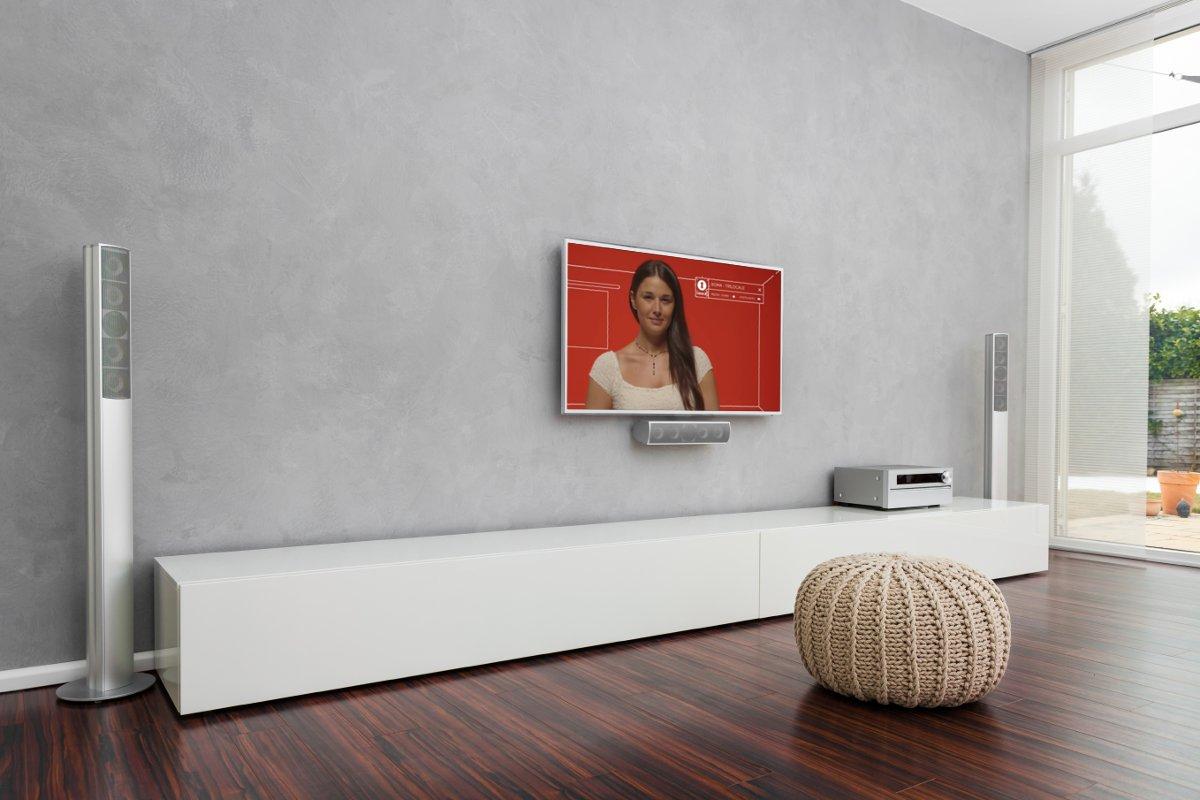 5 stili per arredare un angolo tv for Arredare un angolo