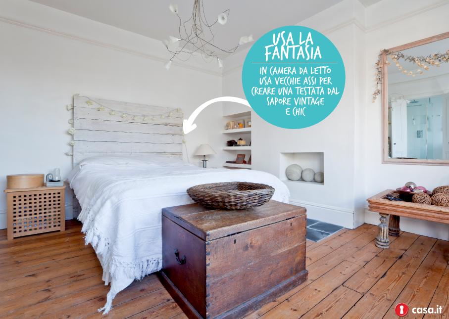 Dettagli di stile in casa - Creare testata letto ...