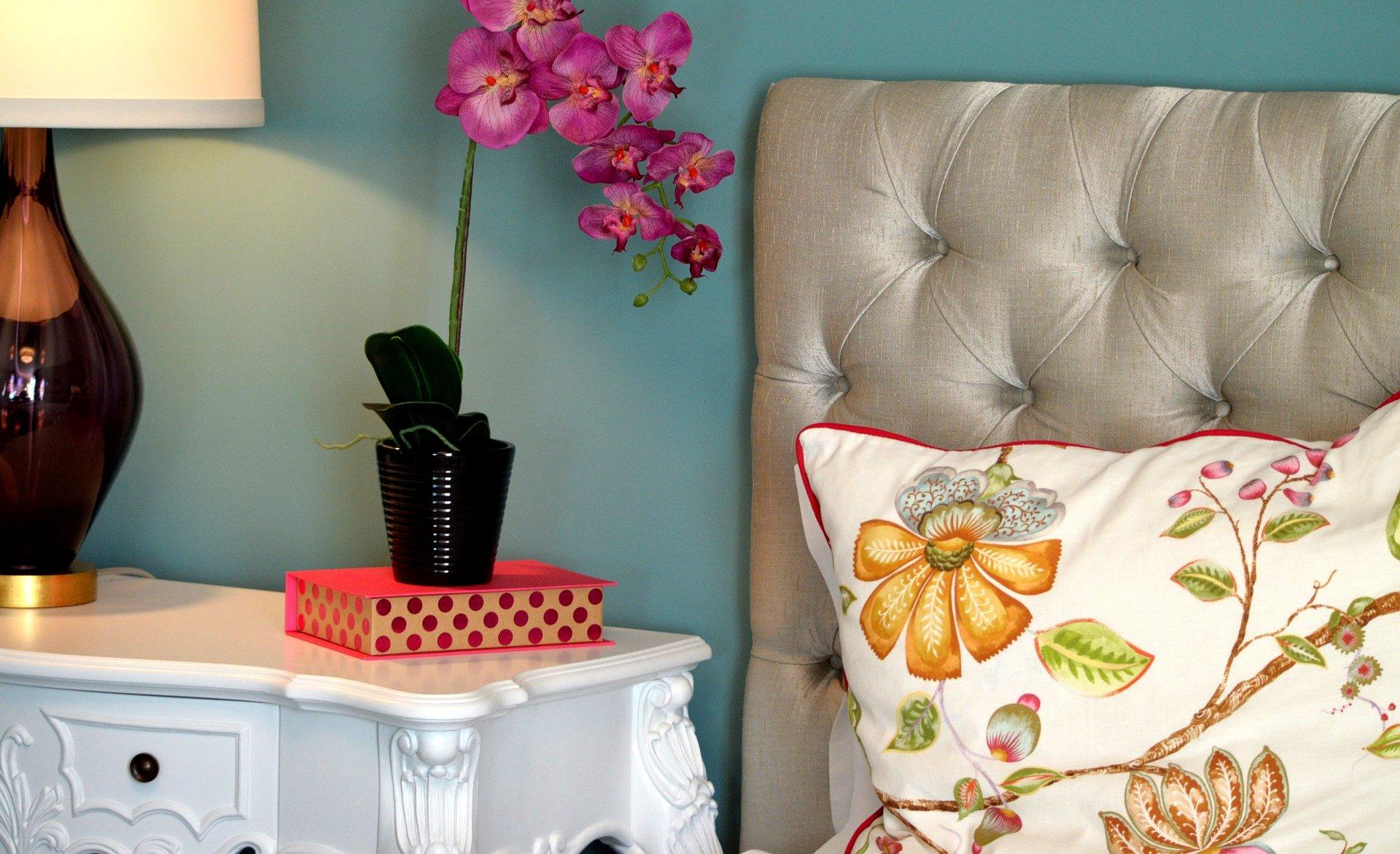 Come rendere unica la casa in 5 semplici mosse - Piante per camera da letto ...