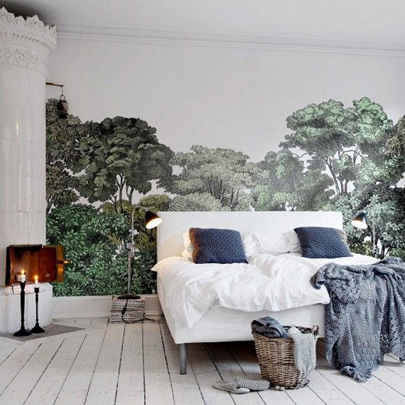 Trend Alert Grasscloth Wallpaper: Come Rendere Unica La Casa In 5 Semplici Mosse